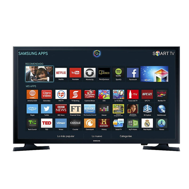 "SMART TV LED SAMSUNG 32"" HD/USB/HDMI/TDA."